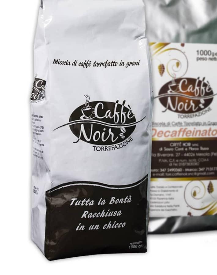sacchetti di caffè caffènoir torrefazione
