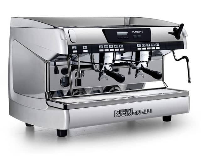 macchina da caffè professionale per bar e ristoranti