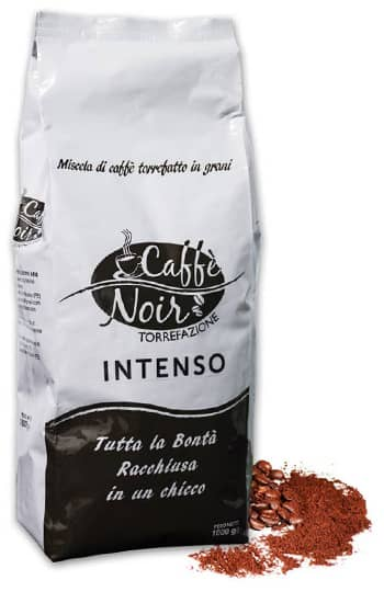 caffè intenso caffènoir torrefazione