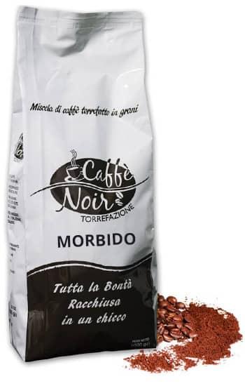 caffè morbido caffènoir torrefazione